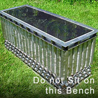Do Not Sit on this Bench